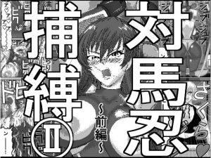 【新着同人】対馬忍捕縛II前編