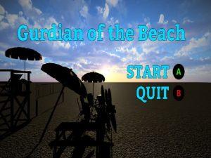 【新着同人ゲーム】Gurdian of the Beach