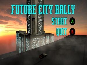 【新着同人ゲーム】Future City Rally