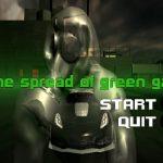 【新着同人ゲーム】The spread of green gas