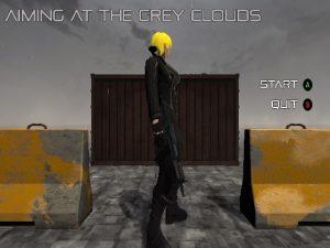 【新着同人ゲーム】Aiming at the grey clouds
