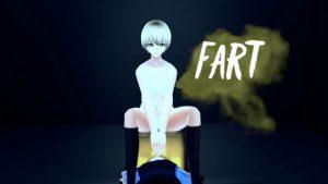【新着同人ゲーム】Fart Animation 04