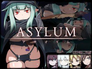 【新着同人ゲーム】ASYLUM / アサイラム
