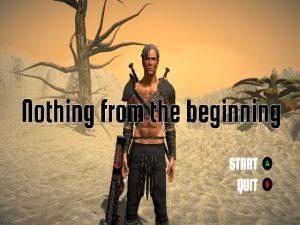 【新着同人ゲーム】Nothing from the beginning