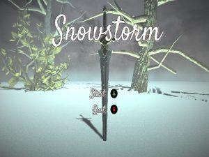【新着同人ゲーム】Snowstorm