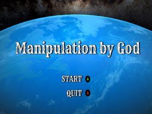 【新着同人ゲーム】Manipulation by God