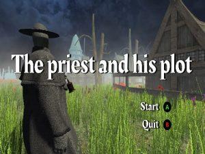 【新着同人ゲーム】The priest and his plot