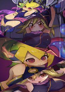 【新着同人ゲーム】「調教されるデュエルアニメーションパック 2人の魔法使い族の末路 前編」