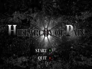 【新着同人ゲーム】Hierarchy of pain