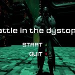 【新着同人ゲーム】Battle in the dystopia