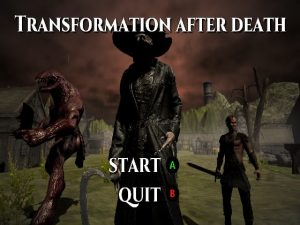 【新着同人ゲーム】Transformation after death