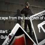 【新着同人ゲーム】Escape from the labyrinth of gas