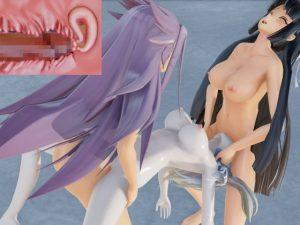 【新着同人ゲーム】ヌける!ふたなりレズSEXムービー集vol.21飛鷹×隼鷹×ヲ級3P