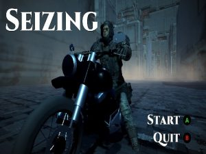 【新着同人ゲーム】Seizing