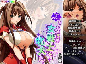 【新着同人誌】ビッチ&マジック!テイム化魔法で女戦士を牝犬に! 上巻