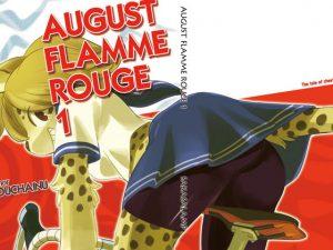 【新着同人誌】August Flamme Rouge 1