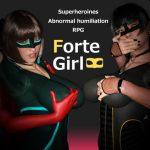【新着同人ゲーム】Forte Girl (English version)