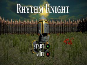 【新着同人ゲーム】Rhythm Knight