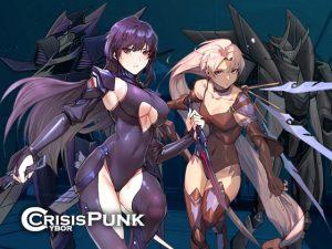 【新着同人ゲーム】Cyberpunk Crisis