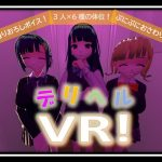 【新着同人ゲーム】デリヘルVR!