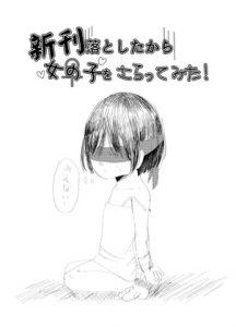 【新着同人誌】新刊落としたから女の子をさらってみた!